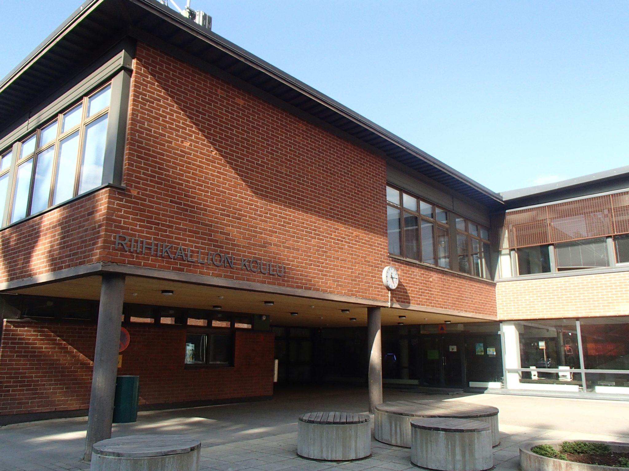 Riihikallion koulu